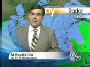 New Hampshire, meteorologist, weatherman, Al Kaprielian, television, parenting, toddlers, nightmares