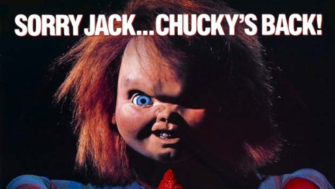horror, movies, toys, chucky, jon gruden, child's play, toddlers, children, family, parenting, dads, movies, toys