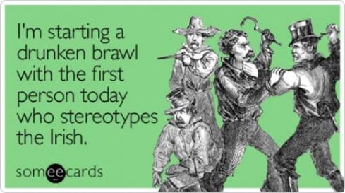 Irish, drinking, St. Patrick's day, holidays, parenting, toddlers, fatherhood, dads