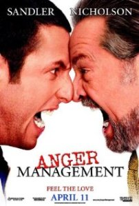 adam sandler, jack nicholson, anger management, movies, pop culture, hulk, toddlers, parenting, charlie sheen, dads, life, home, temper, Rutgers