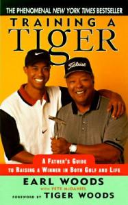 Earl Woods, Tiger Woods, parenting, toddlers, winning, winners, pop culture, sports, golf, tiger parent, training, fatherhood, competition, family, dads, toddlers, golf, Elin Woods, Elin Nordegren