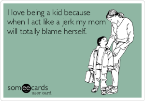 terrible twos, kids, jerks, discipline, behavior, parents, parenting, personal responsibility, dads, fatherhood, social, life, family, living, blame